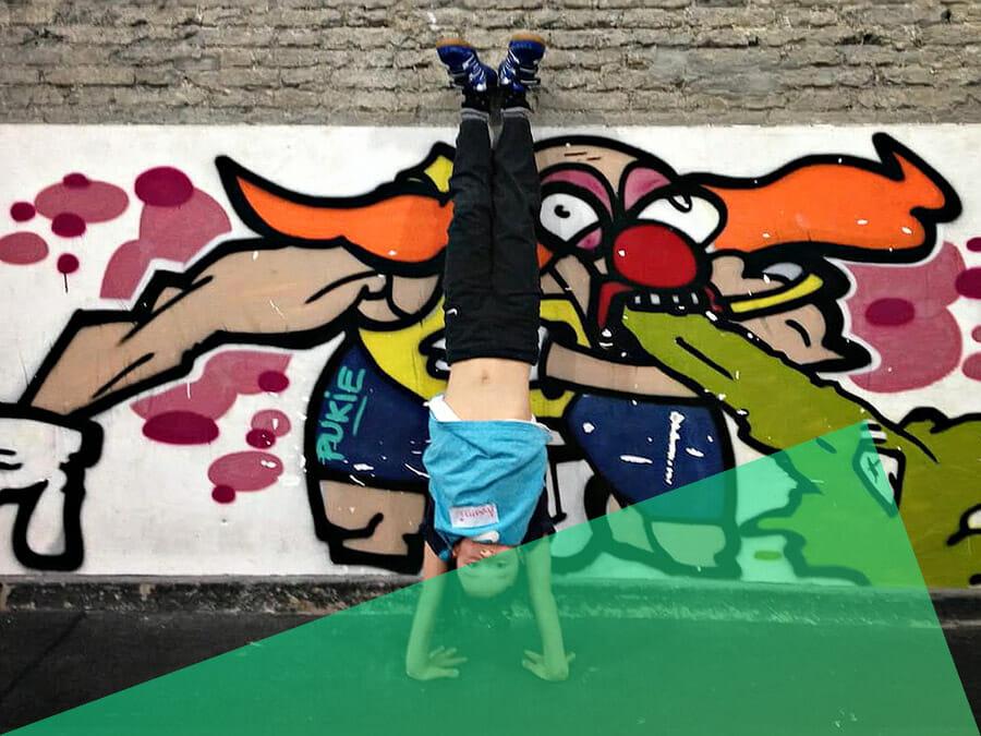 CrossFit Kids für Kinder bei CrossFit Icke Berlin Schöneberg