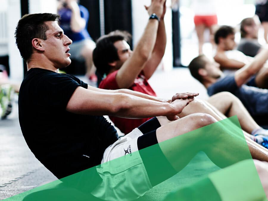 CrossFit ist das optimale Programm für Firmenfitness Berlin