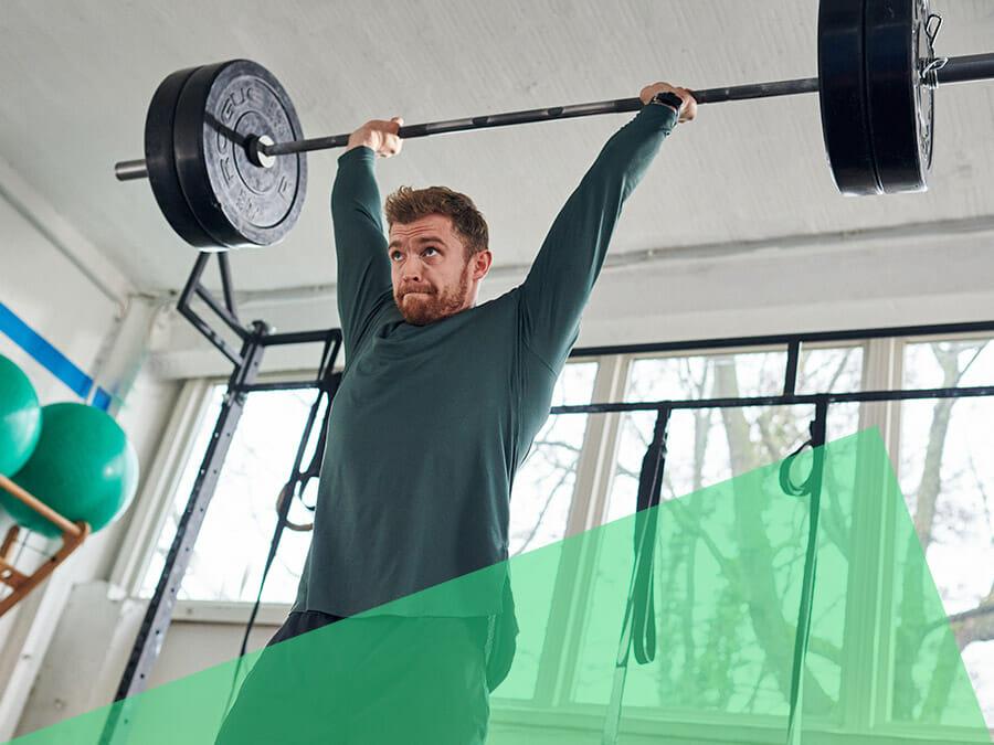 CrossFit Icke Gewichtheben lernen in Berlin