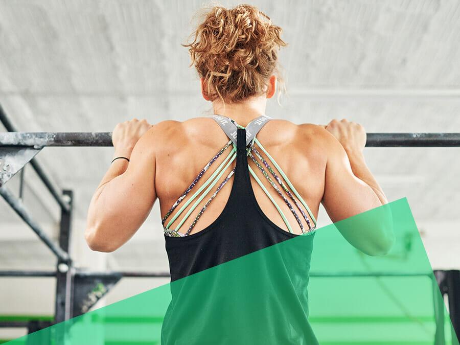 CrossFit Functional Bodybuilding bei CrossFit Icke Berlin Tempelhof