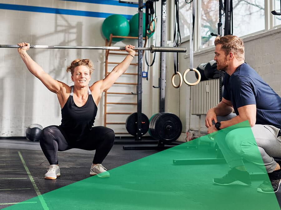 CrossFit Weightlifting bei CrossFit Icke Berlin Schöneberg