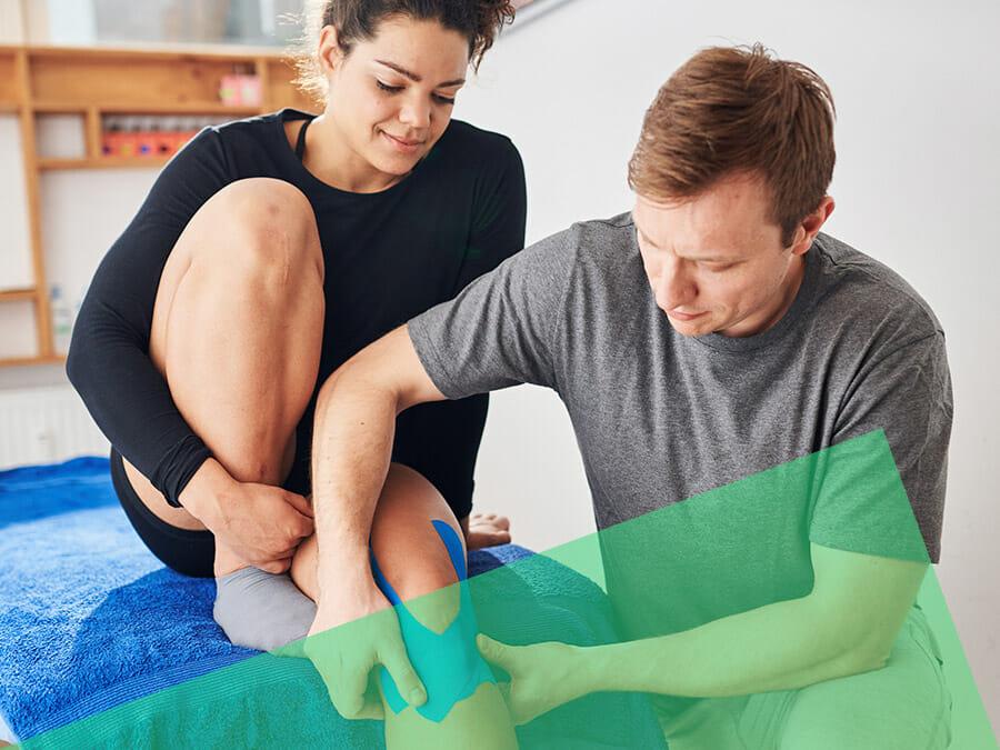 Physiotherapie Berlin Schöneberg - Deine Sportphysioterapie