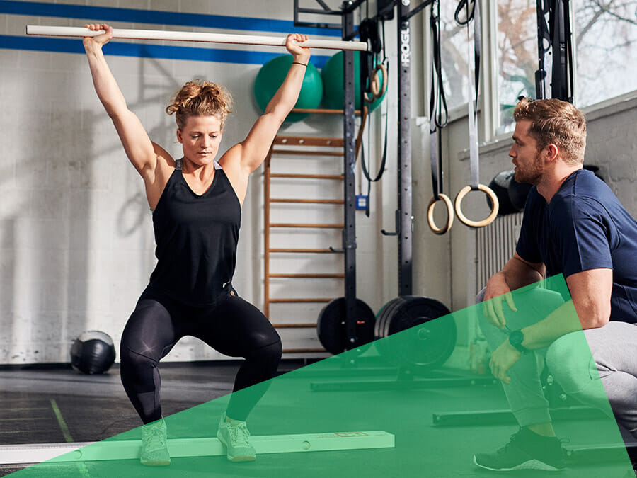 CrossFit Icke Probemonat für CrossFit Einsteiger in Berlin
