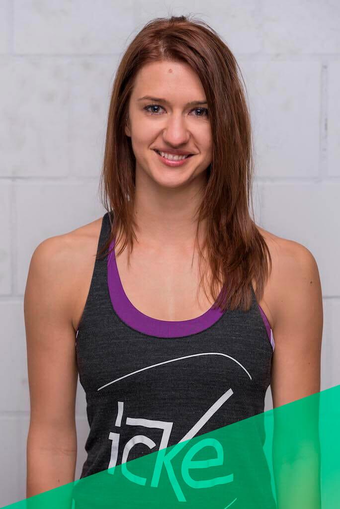 CrossFit Icke Team Aleksandra Martynczuk