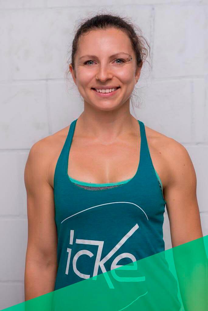 CrossFit Icke Team Ariane Sand