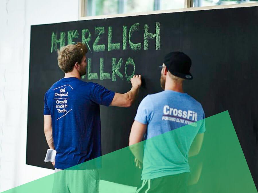 CrossFit Berlin Willkommen
