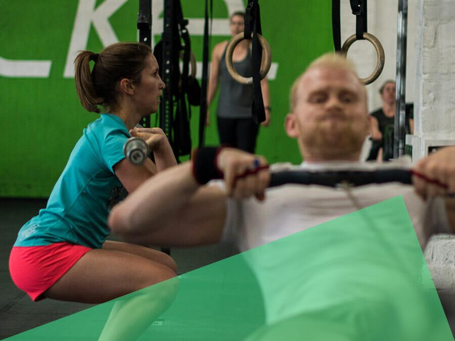 CrossFit für Anfänger in Berlin
