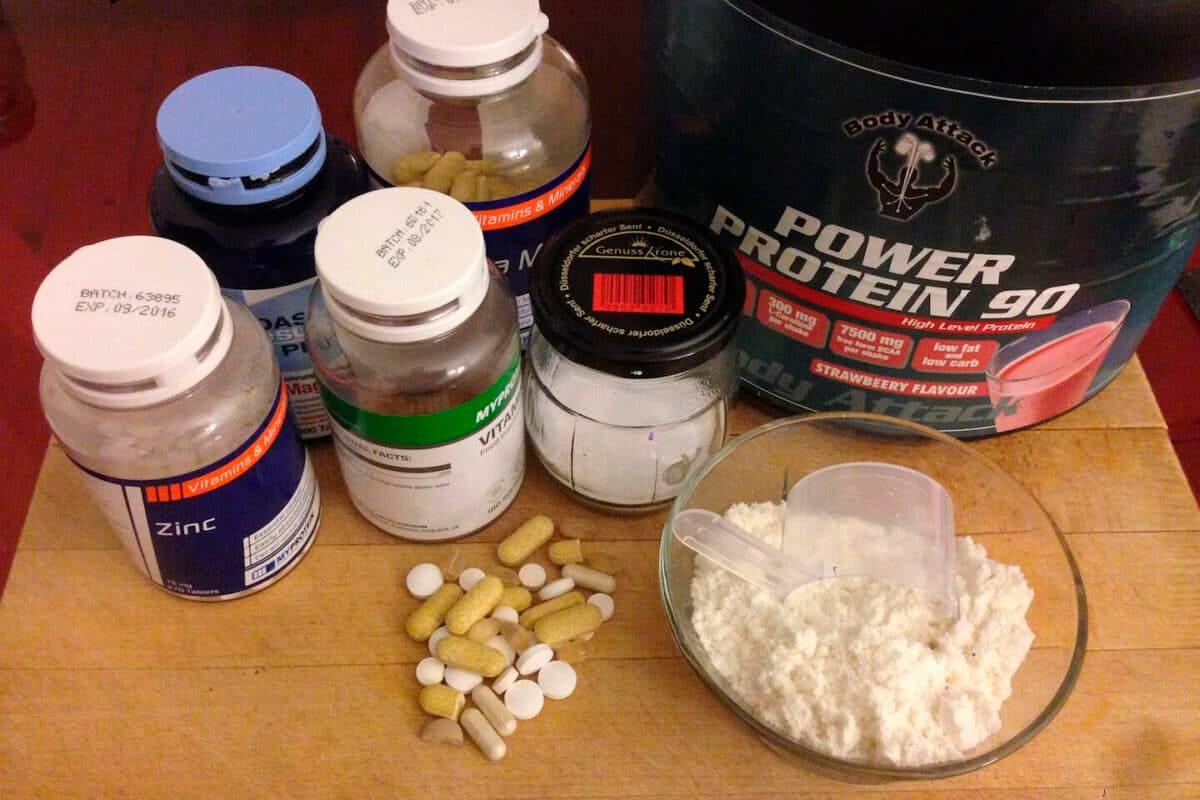 Supplemente für CrossFitter Übersicht