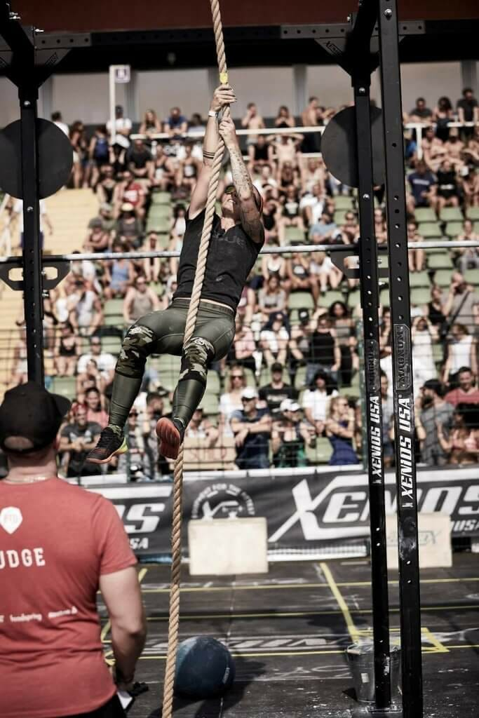 CrossFit Wettkampf Berlin Throwdown