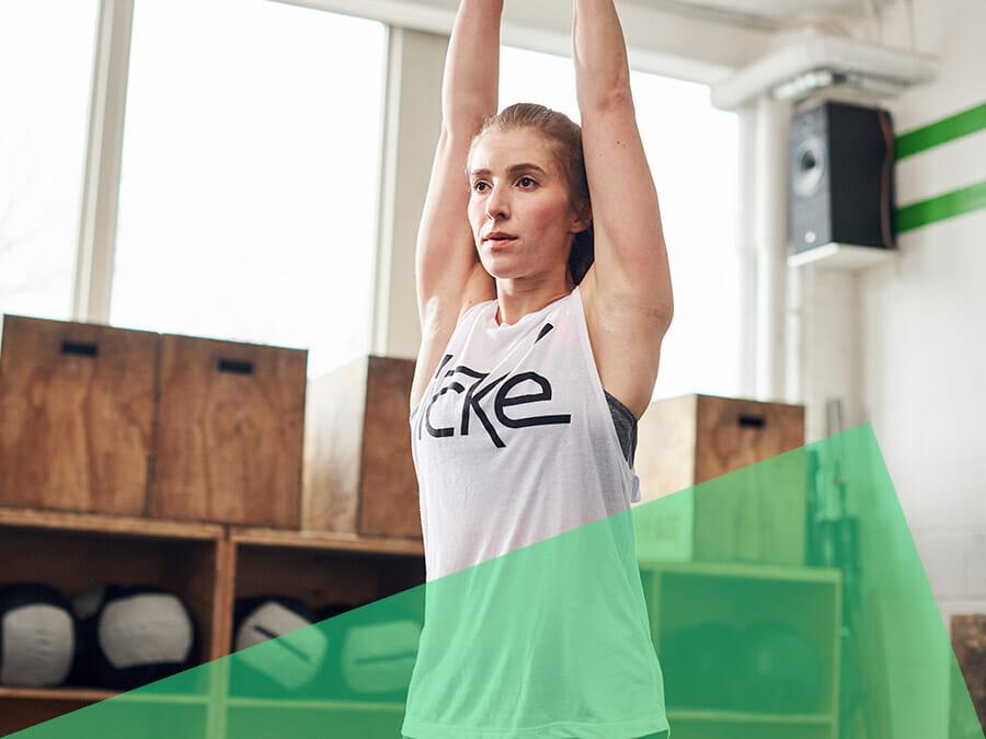 Kettlebell Training bei CrossFit Berlin Icke