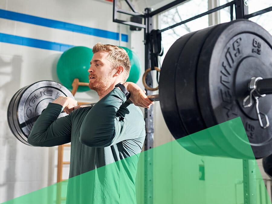 9 Basis Bewegungen im Gewichtheben