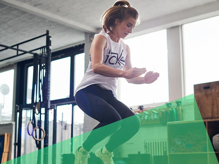 Die wichtigsten 8 CrossFit Übungen