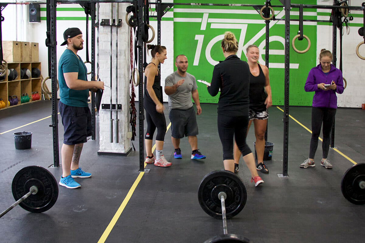 Was sind CrossFit Benchmarks?