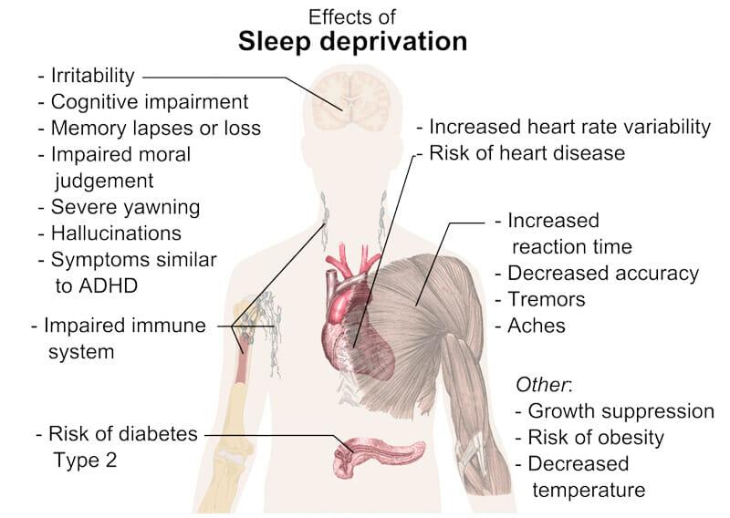 Wie wichtig ist Schlaf beim CrossFit Training?