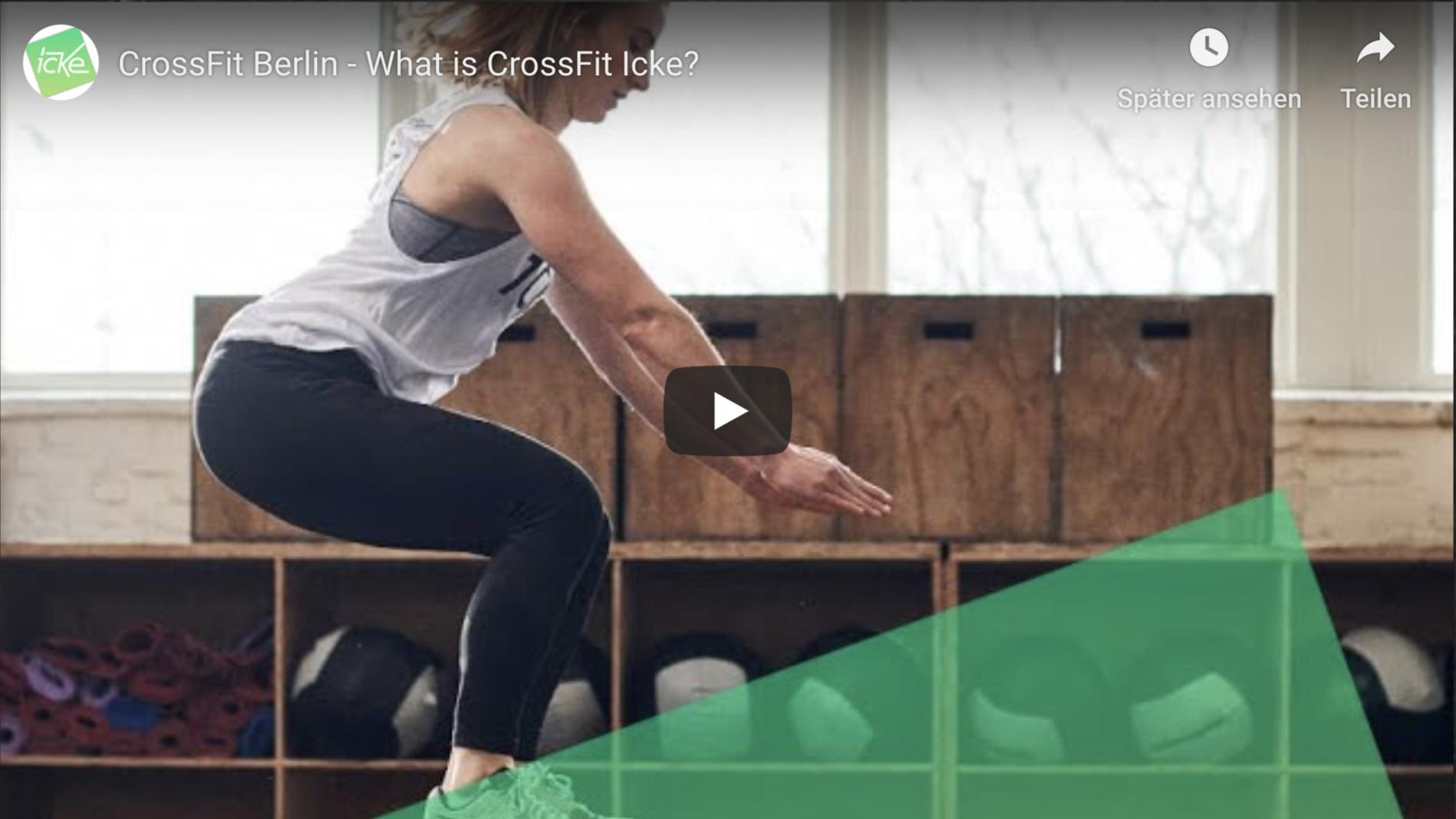 CrossFit Berlin Video Icke