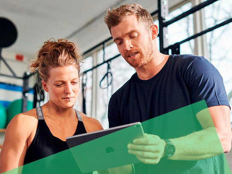 CrossFit Icke Berlin Sporttherapie Bewegungsanalyse