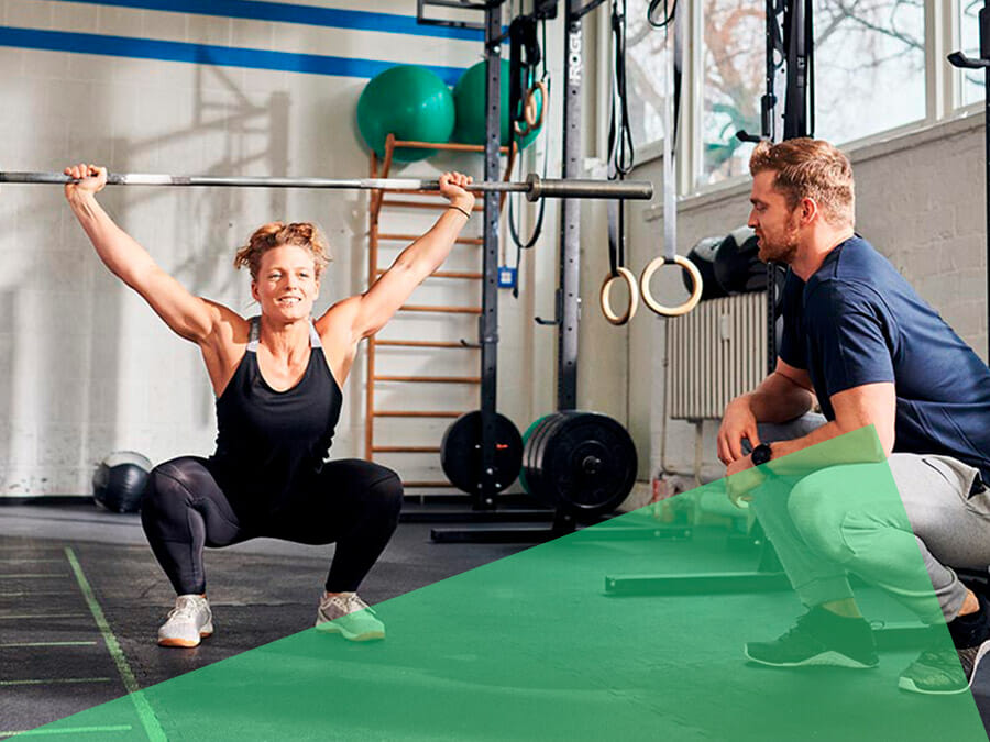 CrossFit Icke Berlin Sporttherapie Personal Training
