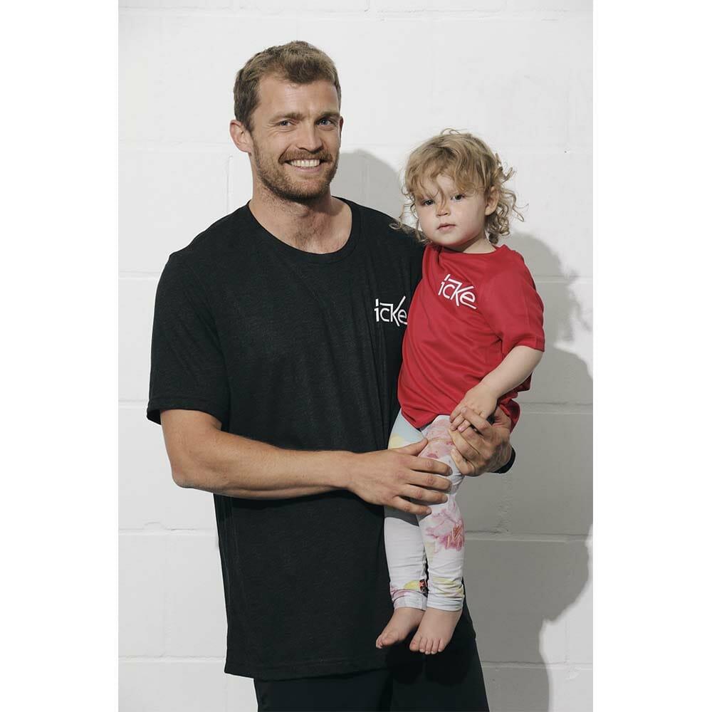 Crossfit Icke T-Shirt für Kids