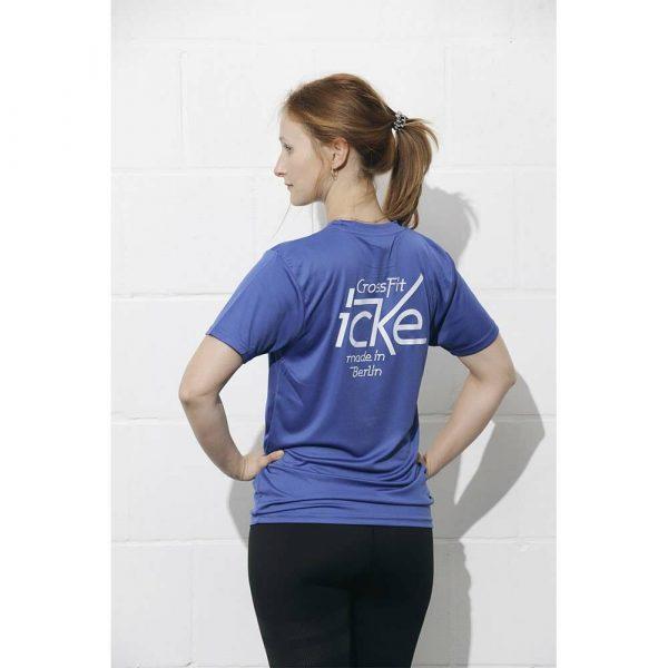 Crossfit Icke T-Shirt für Teens