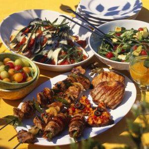 grill buffet