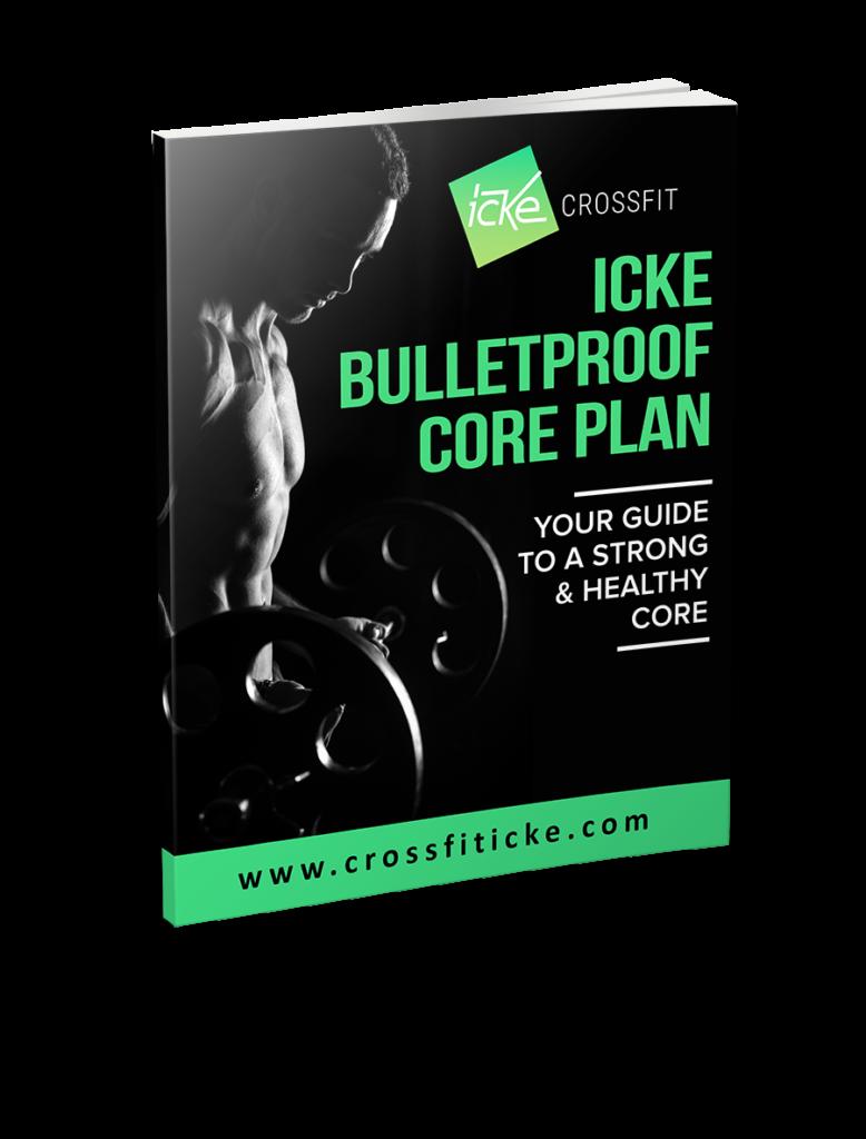 Download E-Book Bulletproof Core Trainingsplan von CrossFit Icke