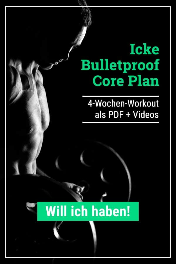 Icke Bulletproof Core Plan Download