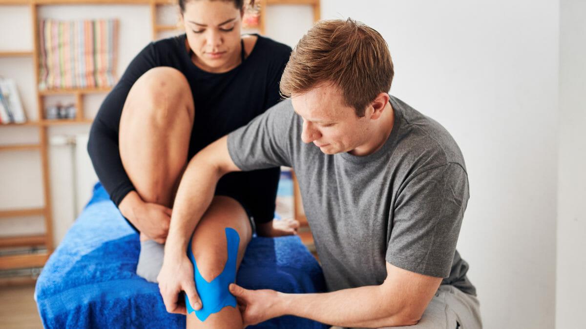 Elektrotherapie - Reizstromtherapie in der Physiotherapie