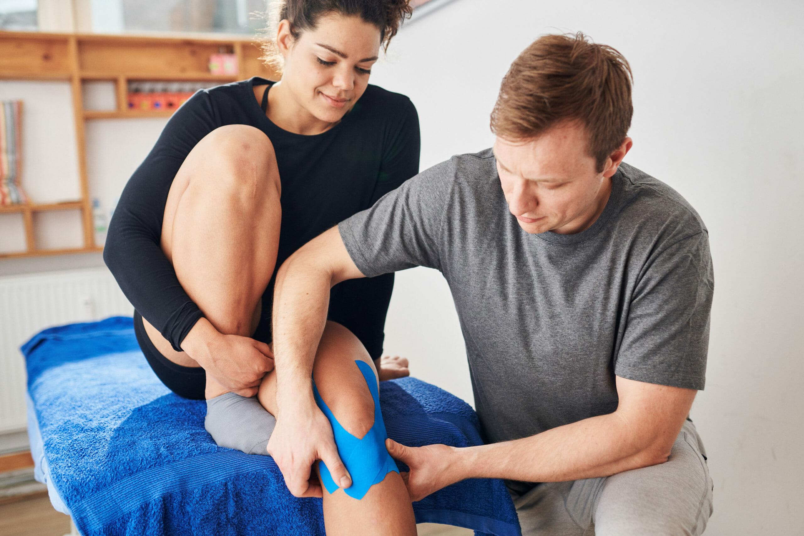 Ultraschalltherapie Ultraschallbehandlung gegen Schmerzen