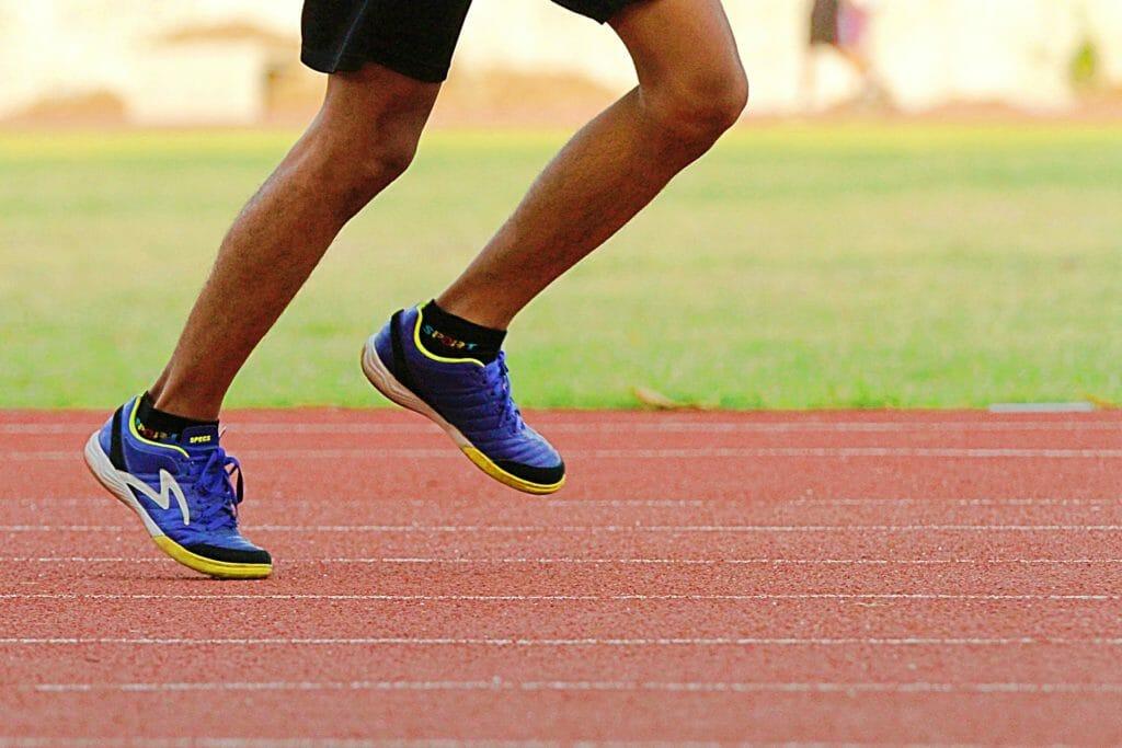 Laufen nach Trainingsplan