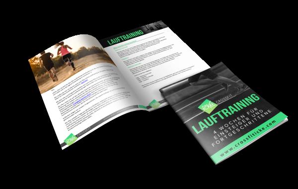 Lauftraining - 4 Wochen Trainingsplan für Anfänger & Fortgeschrittene