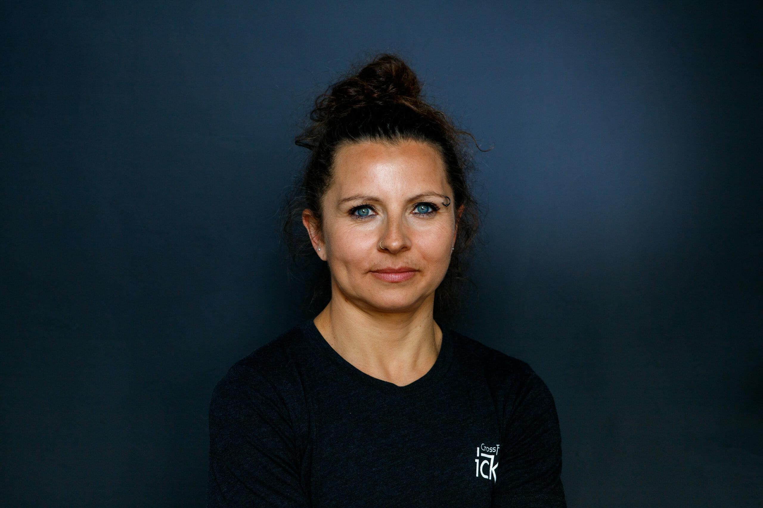 Ariane Sand - Leitung Icke Café und CrossFit Kids