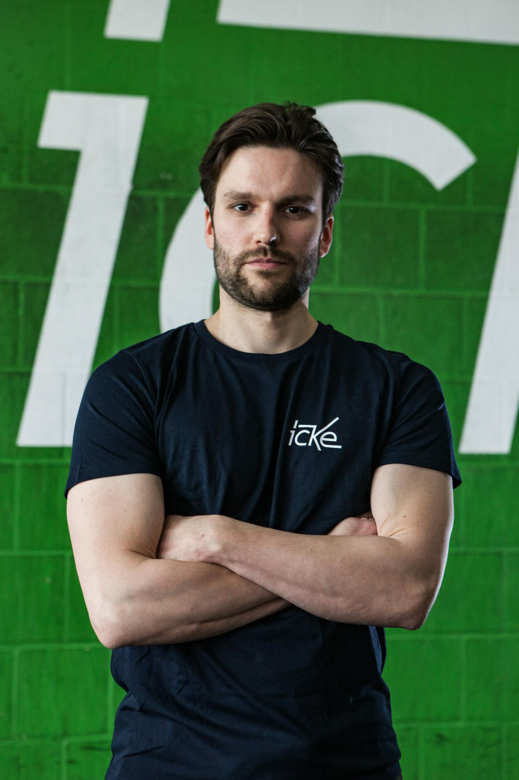 Christian Herwig - Team Icke Physiotherapie