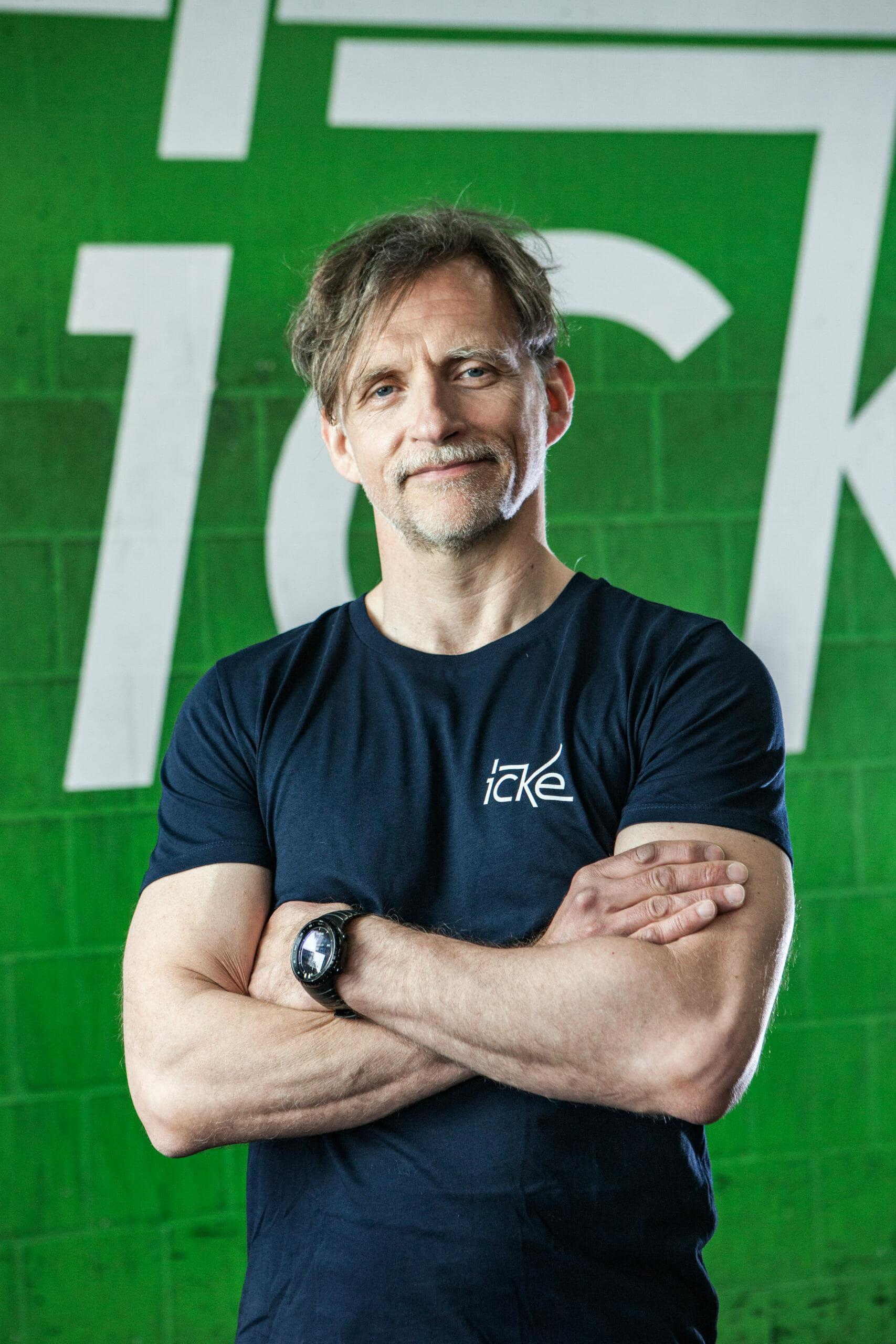Marek Sniowski - Team Icke Training