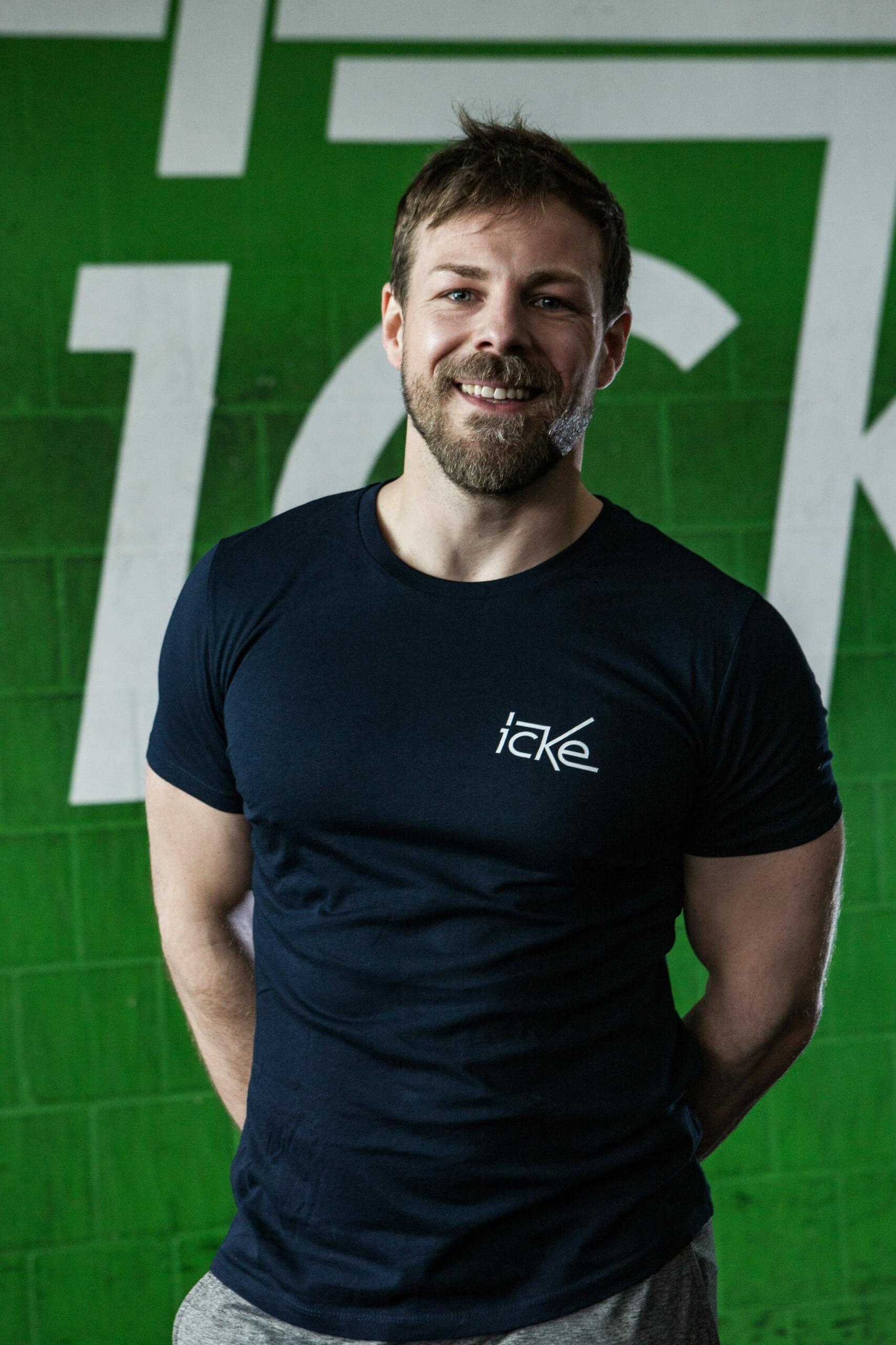 Robin Juckel - Team Icke Training