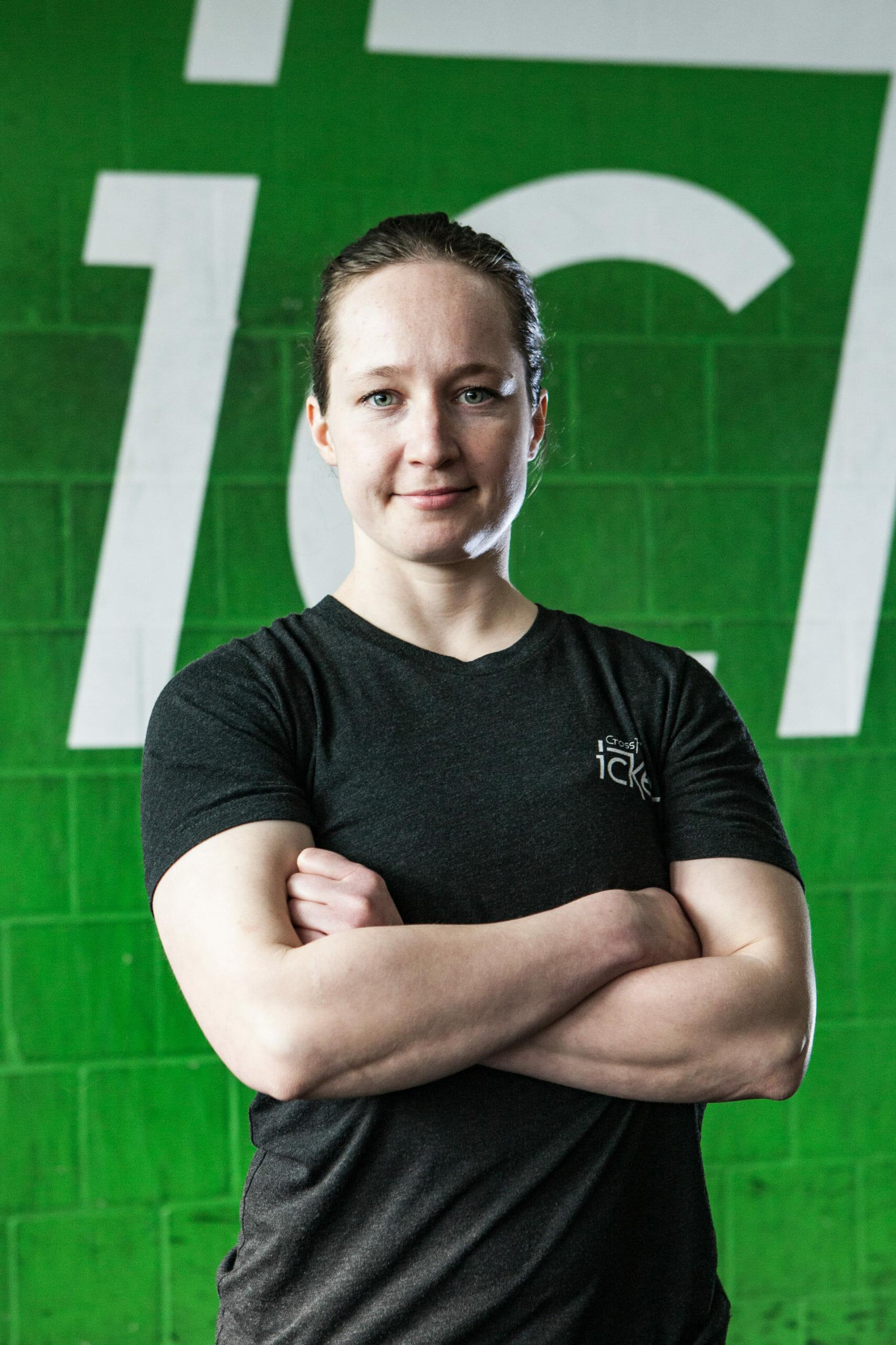 Sarah Niedrich - Team Icke Training