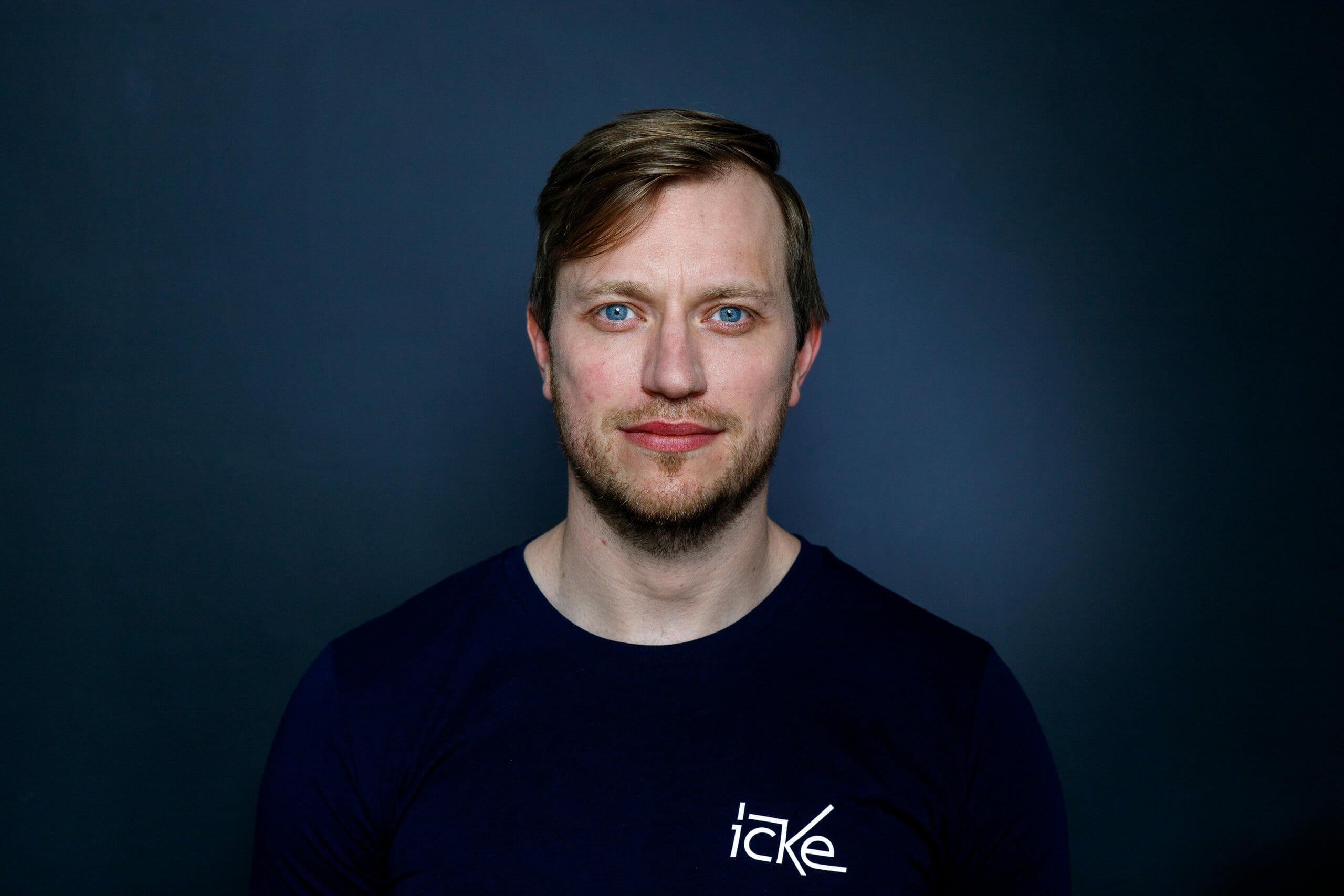 Stefan Hupp - Technische und fachliche Leitung Icke Physiotherapie