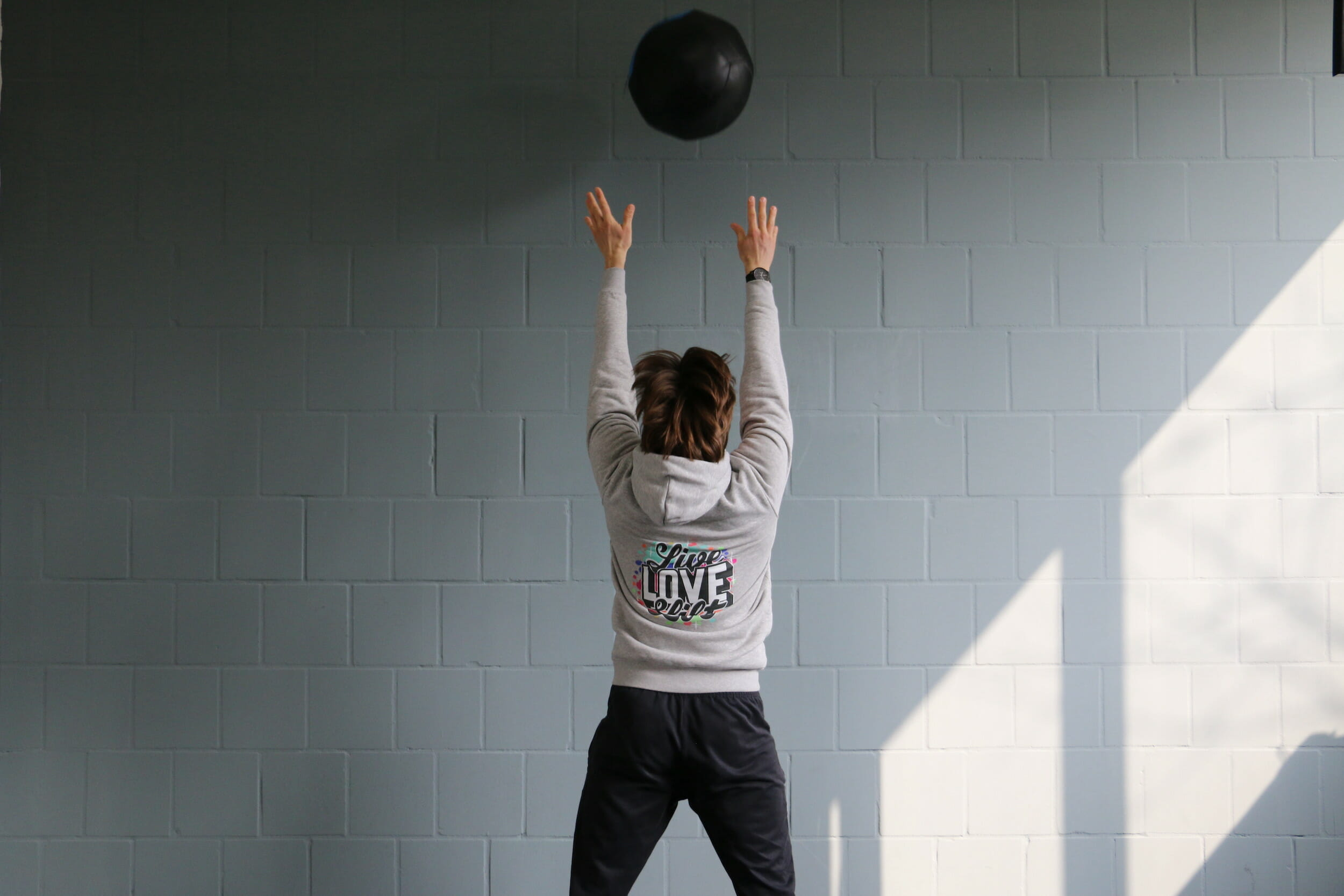 Wall Balls Uebung richtig