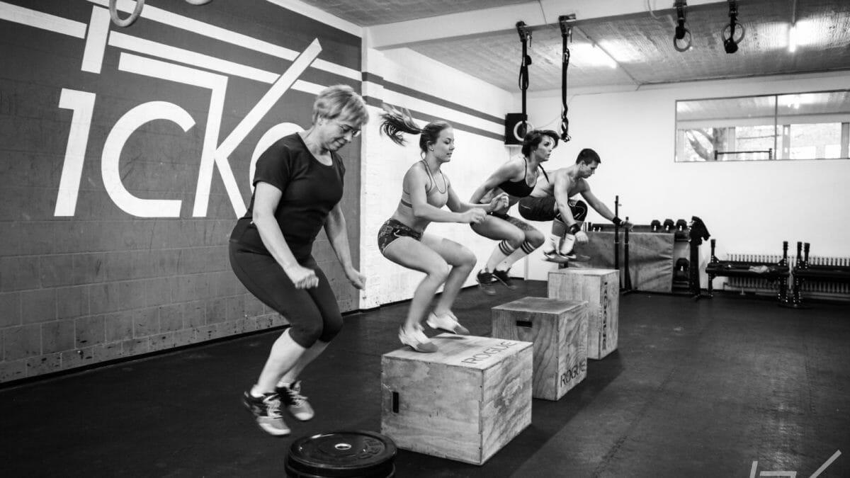 Box Jumps - Wie richtig machen