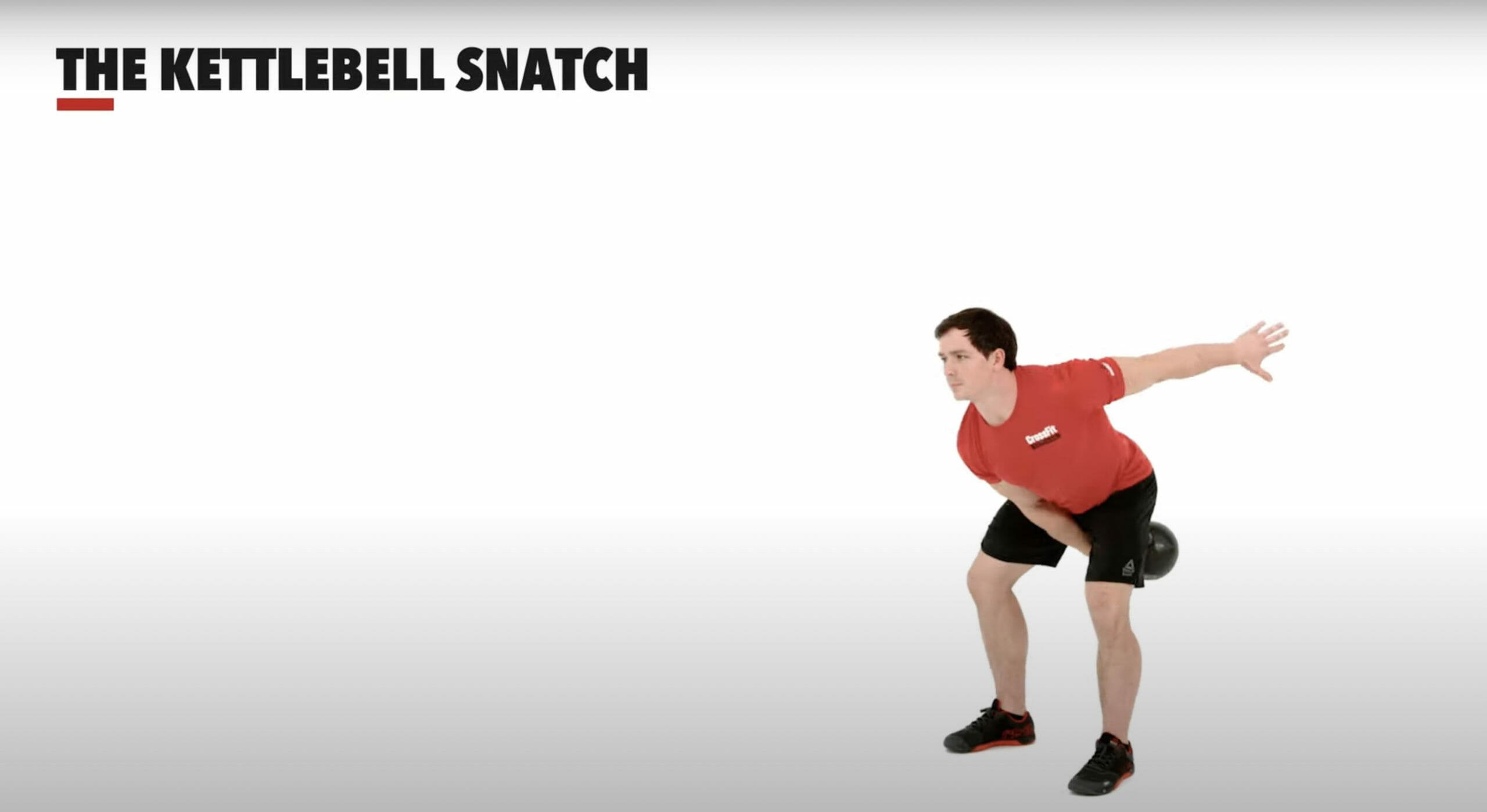 Kettlebell Snatch - Anleitung richtige Ausfuehrung