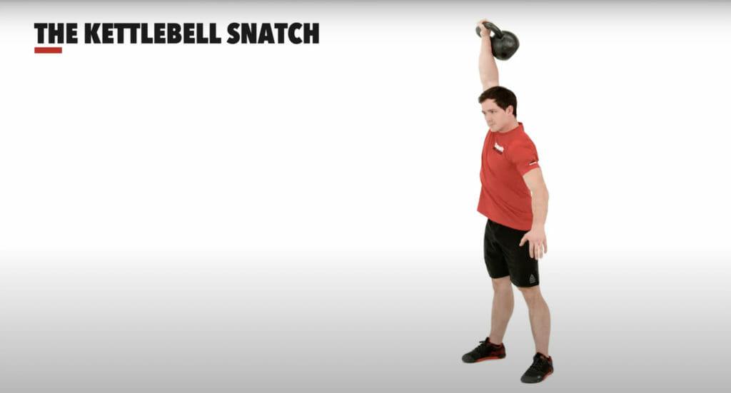 Kettlebell Snatch - Step by Step Technik
